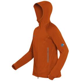 Mammut M's Eiswand Tech Jacket dark orange